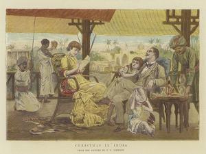 Christmas in India by Edward Killingworth Johnson