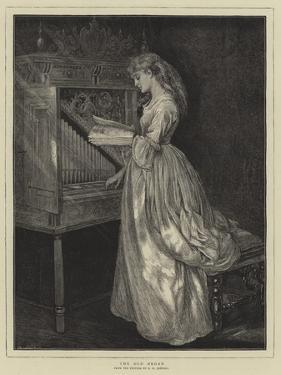 The Old Organ by Edward Killingworth Johnson