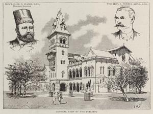 The Victoria Jubilee Technical Institute, Bombay by Edward Killingworth Johnson