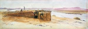 Amada, 12th Febuary 1867 by Edward Lear