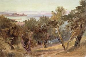 Corfu by Edward Lear