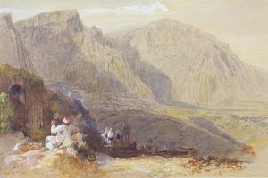 Delphi, C.1849 by Edward Lear