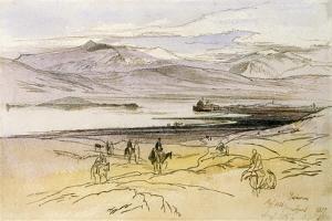 Ioannina, C.1856 by Edward Lear
