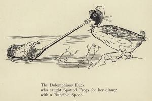 The Dolomphious Duck by Edward Lear