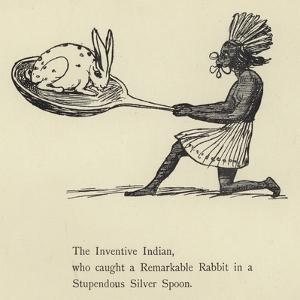 The Inventive Indian by Edward Lear