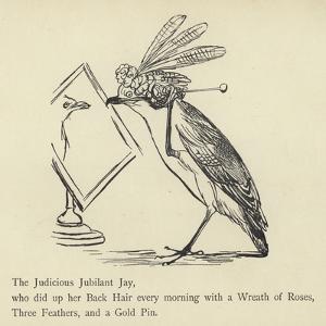 The Judicious Jubilant Jay by Edward Lear