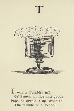 The Letter T by Edward Lear
