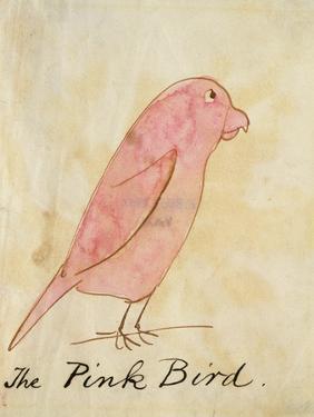 The Pink Bird by Edward Lear