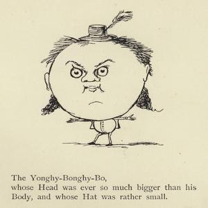 The Yonghy-Bonghy-Bo by Edward Lear