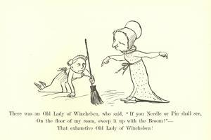 There Was an Old Lady of Winchelsea by Edward Lear