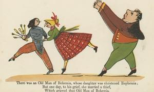 There Was an Old Man of Bohemia, Whose Daughter Was Christened Euphemia by Edward Lear