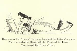 There Was an Old Person of Hove, Who Frequented the Depths of a Grove by Edward Lear
