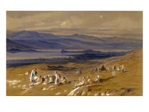 View of Joannina, Greece, 1856/1862 by Edward Lear