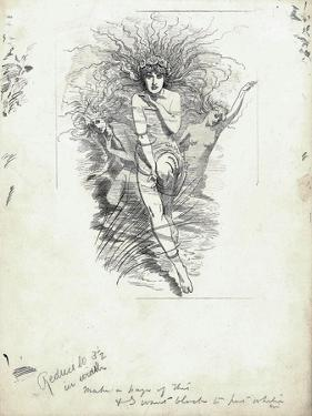 Fairy Queen from 'The Water-Babies' by Charles Kingsley by Edward Linley Sambourne