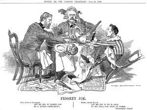 Fidgety Joe, 1903 by Edward Linley Sambourne