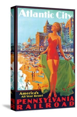 Atlantic City, America's All Year Resort by Edward M. Eggleston