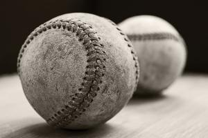 Old Baseballs by Edward M. Fielding