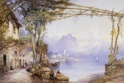 A View of Lake Como