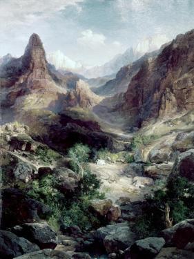 Grand Canyon, c.1904 by Edward Moran