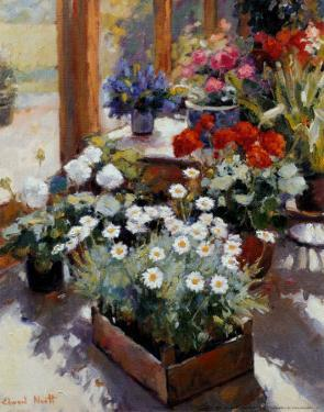 Flower Pots by Edward Noott