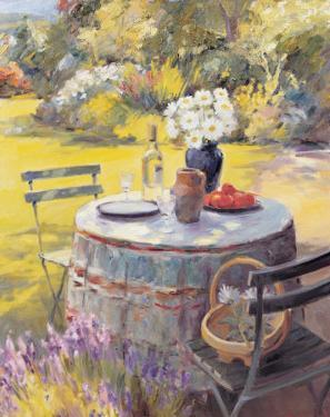 Lunch and Daisies by Edward Noott