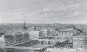 Paris by Edward Paxman Brandard