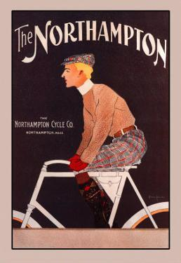 The Northhampton Cycle by Edward Penfield