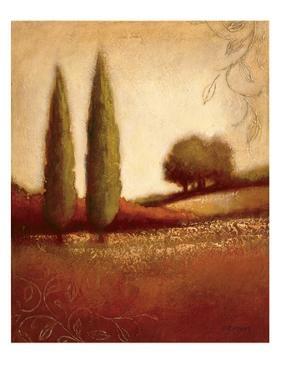 Crimson Dusk by Edward Raymes