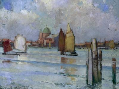 In the Venetian Lagoon, 1902