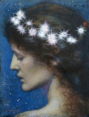 Star of Heaven by Edward Robert Hughes