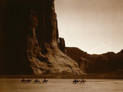 Canyon de Chelly, Navajo