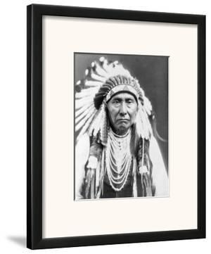 Chief Joseph by Edward S. Curtis