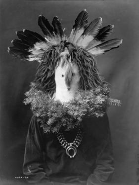 Haschogan - Navaho by Edward S. Curtis