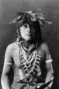 Hopi Chief, c1900 by Edward S. Curtis