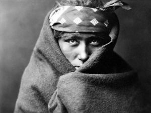 Navajo Boy, C1904 by Edward S. Curtis