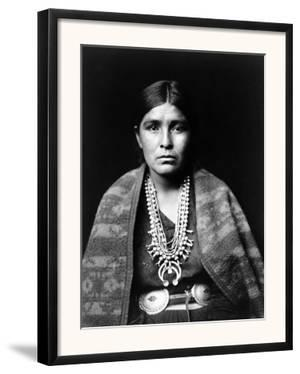 Navajo Woman, C1904 by Edward S. Curtis