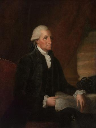 George Washington, 1793 by Edward Savage