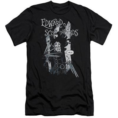 Edward Scissorhands- Hello Slim Fit
