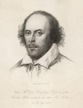 William Shakespeare English Playwright and Poet