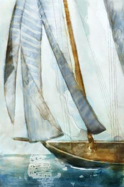 Sailboat Blues I by Edward Selkirk