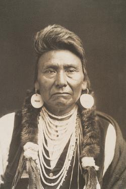 Chief Joseph - Nez Perce, 1903 by Edward Sheriff Curtis