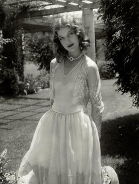 Vanity Fair - August 1930 by Edward Steichen