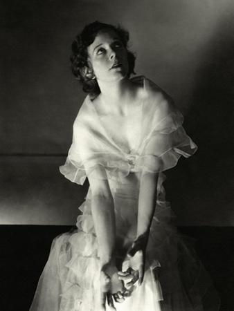 Vanity Fair - August 1931 by Edward Steichen