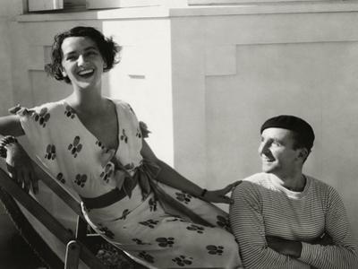 Vanity Fair - February 1932 by Edward Steichen