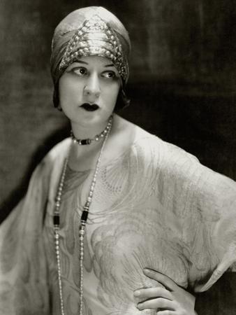 Vanity Fair - March 1926 by Edward Steichen