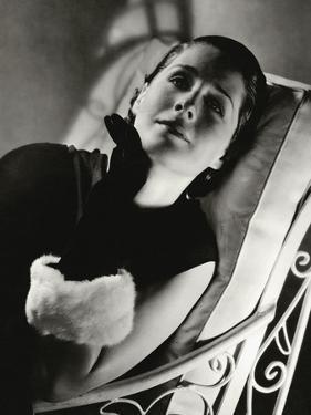 Vanity Fair - November 1933 by Edward Steichen