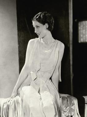 Vanity Fair - October 1928 by Edward Steichen