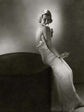 Vanity Fair - September 1935 by Edward Steichen