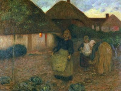 The Widow's Acre, C.1900