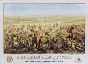Custer's Last Fight by Edward Szmyd